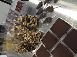 Row-by-Row Chocolate Tasting @ The Stitchery Studio