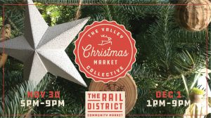 Rail District Community Christmas Market @ Valley Food + Farm Collective | Abbotsford | British Columbia | Canada